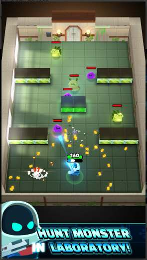 LabBuster MOD APK Unlimited power
