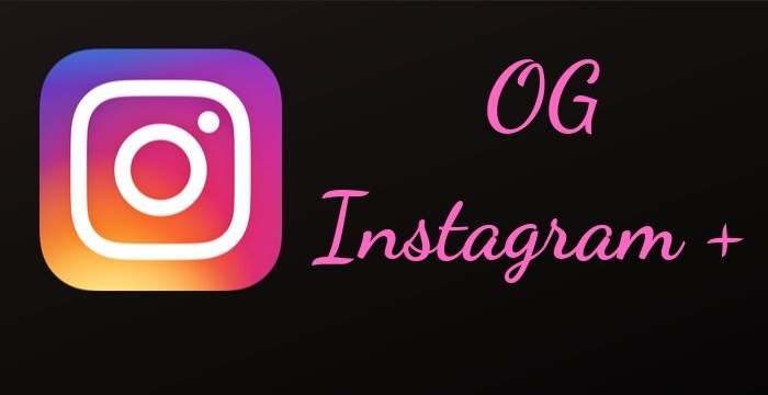 OG Instagram APK for Android