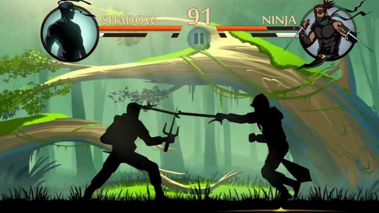 Shadow Fight 2 MOD Unlimited Money