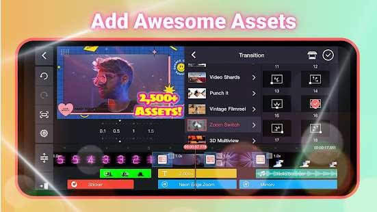 Kinemaster Ruby Premium unlocked